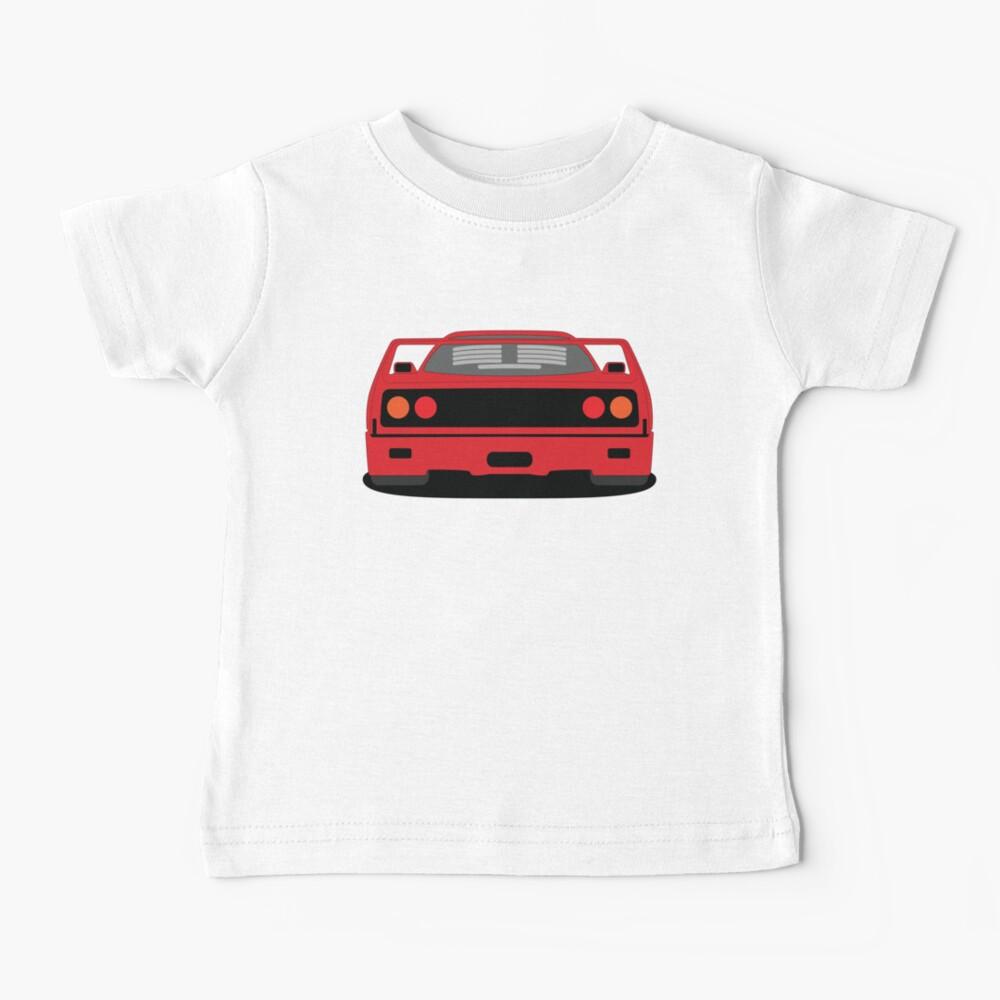 Ferrari F40 Baby's T-shirt