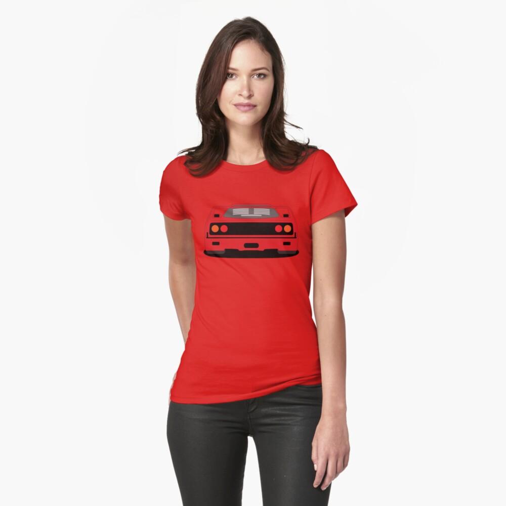 Ferrari F40 Fitted T-shirt
