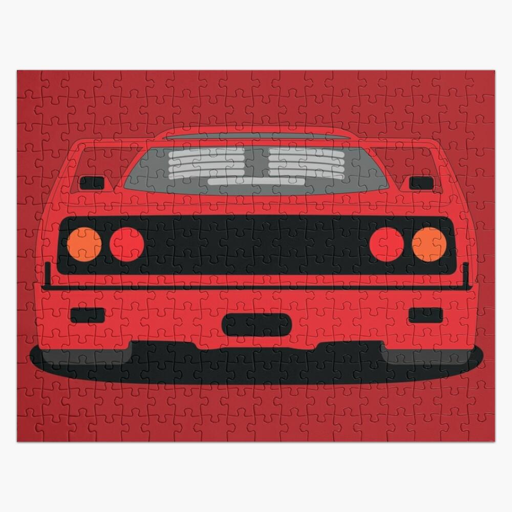 Ferrari F40 Jigsaw Puzzle
