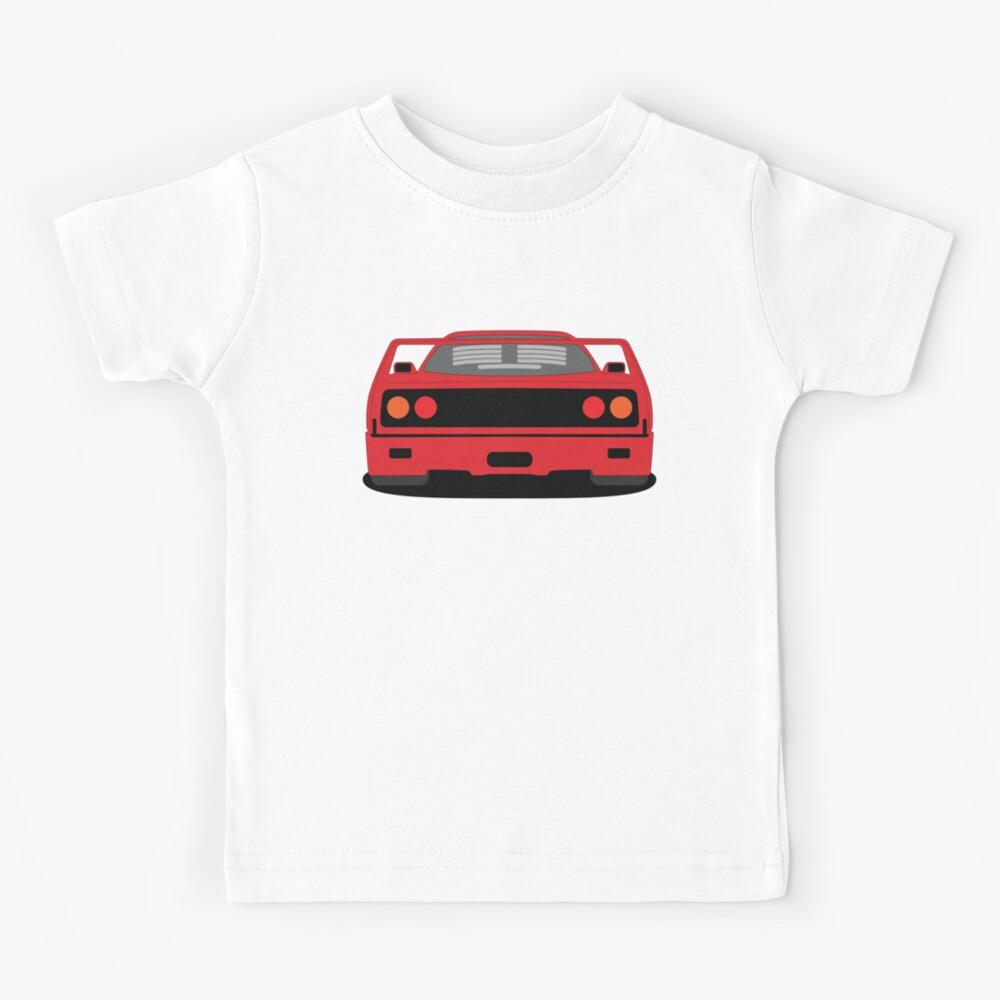 Ferrari F40 Kid's T-shirt