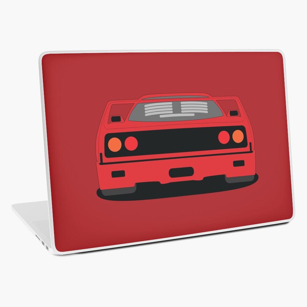 Ferrari F40 Laptop Skin
