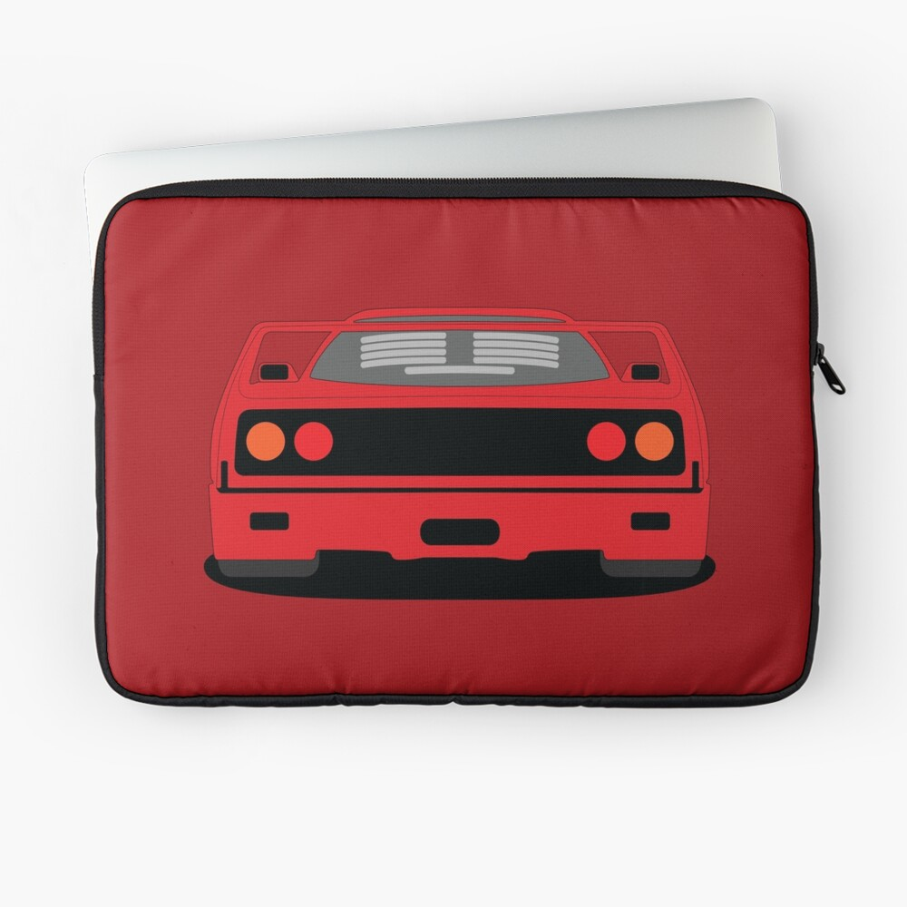 Ferrari F40 Laptop Sleeve