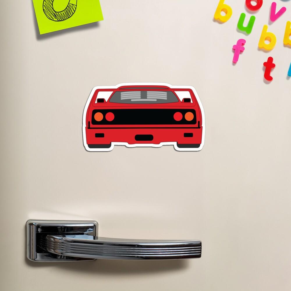 Ferrari F40 Magnet