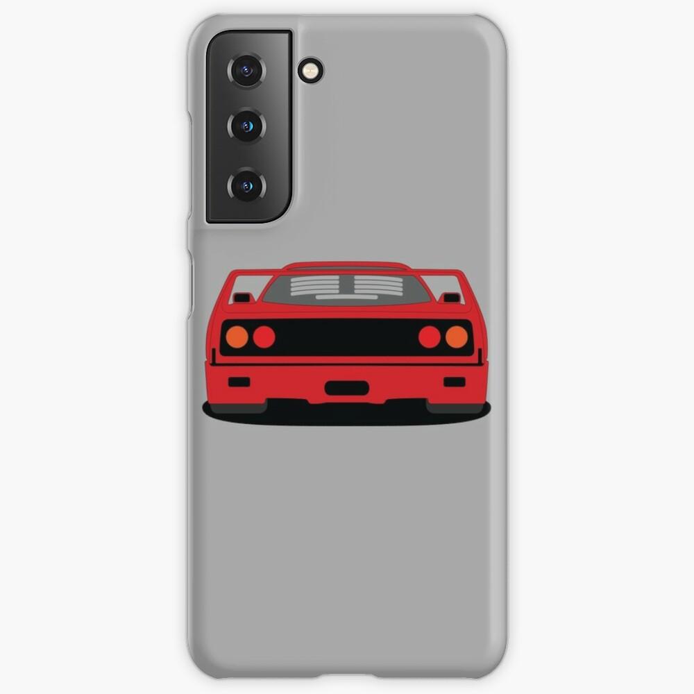 Ferrari F40 Phone Case