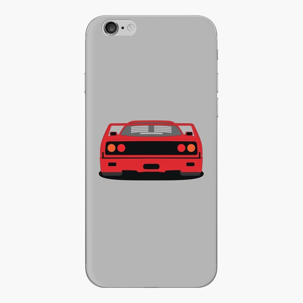 Ferrari F40 Phone Skin