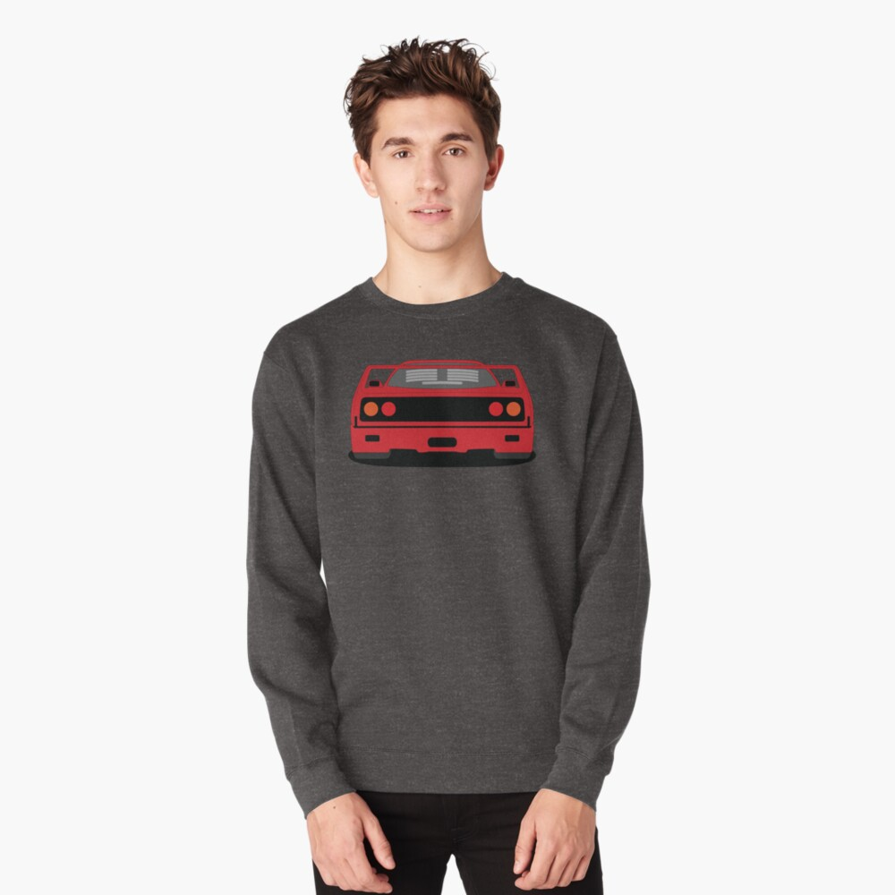 Ferrari F40 Pullover Sweatshirt