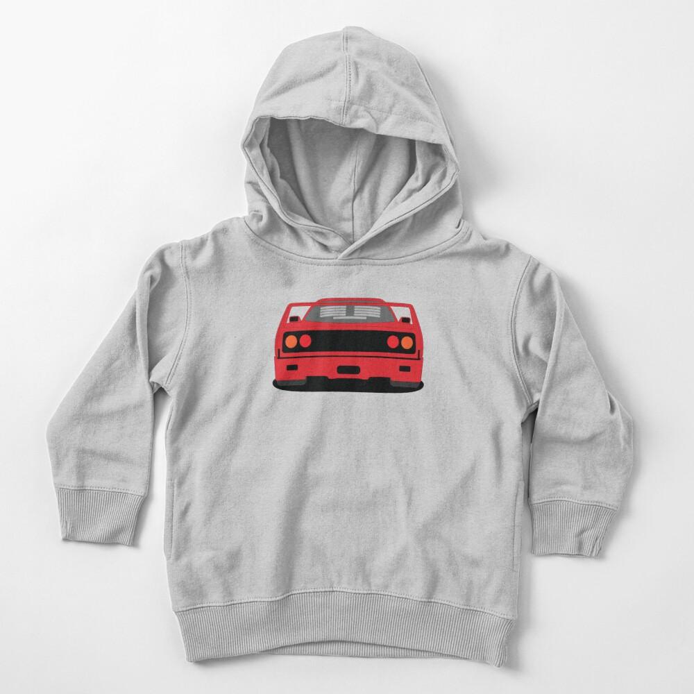 Ferrari F40 Toddler's Pullover Hoodie