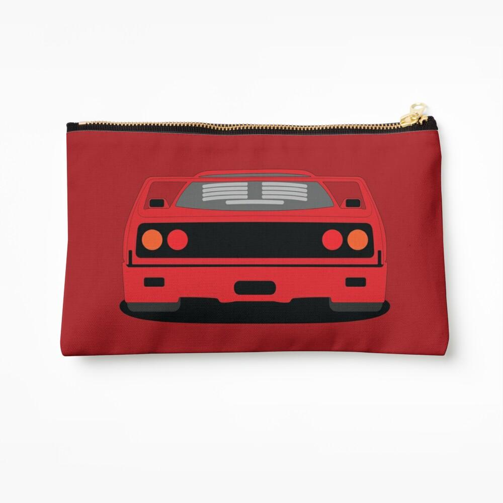 Ferrari F40 Zipper Pouch