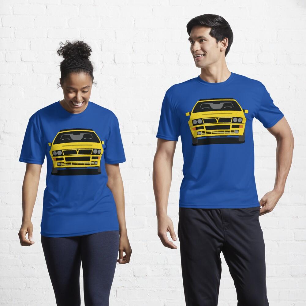 Lancia Delta HF Integrale Active T-shirt