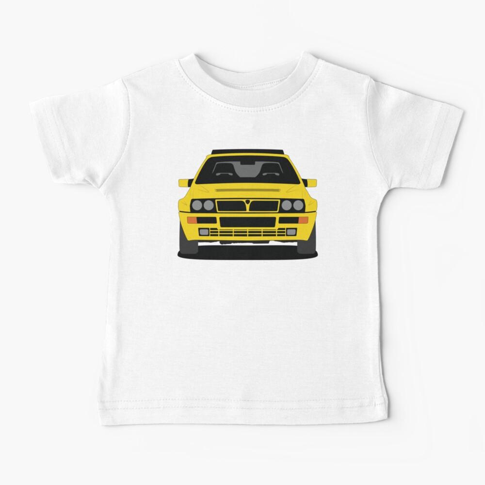Lancia Delta HF Integrale Baby's T-shirt