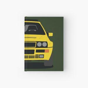 Lancia Delta HF Integrale Hardcover Journal