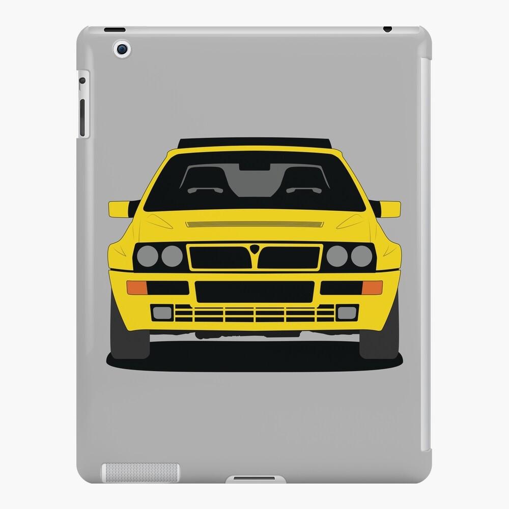 Lancia Delta HF Integrale iPad Case