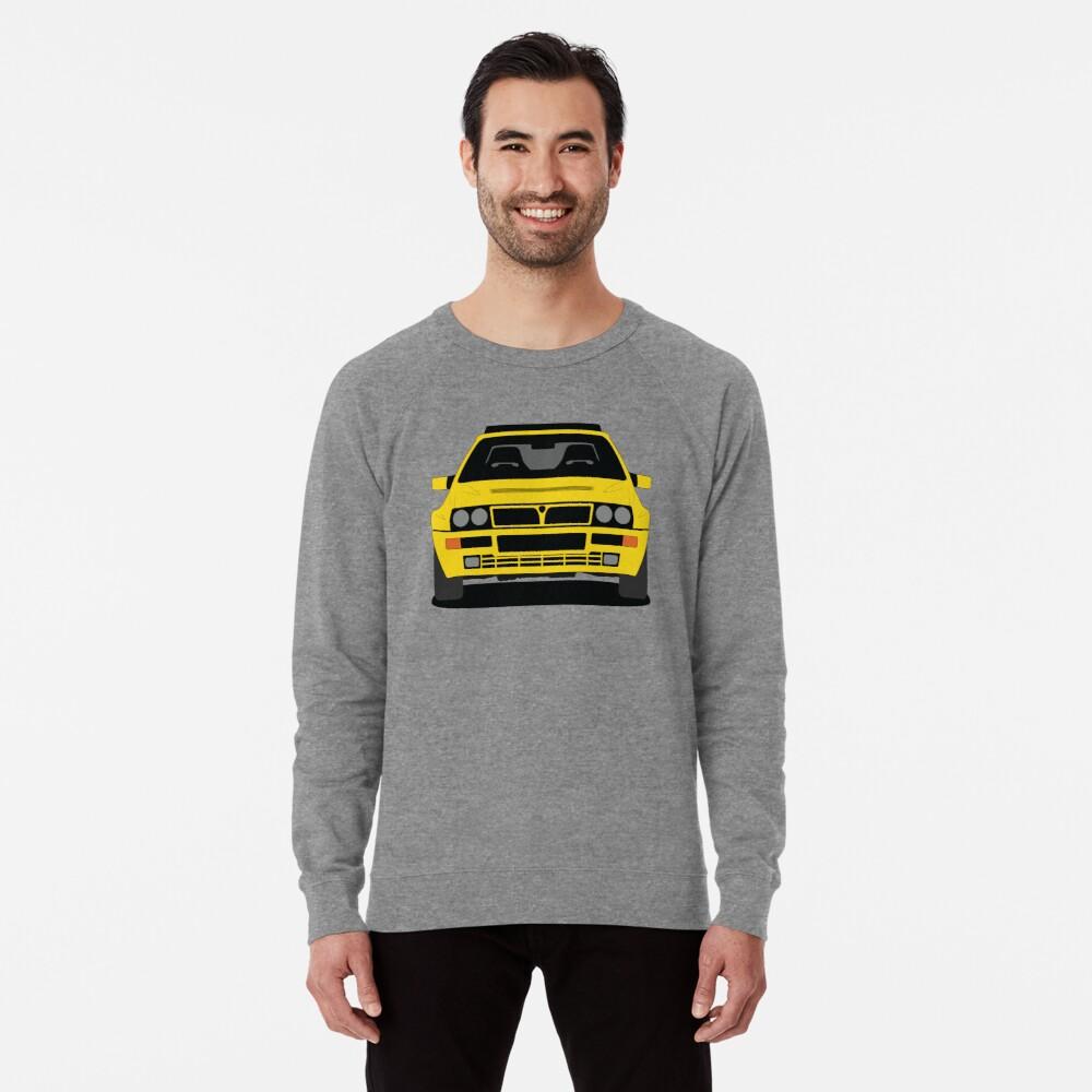 Lancia Delta HF Integrale Lightweight Sweatshirt