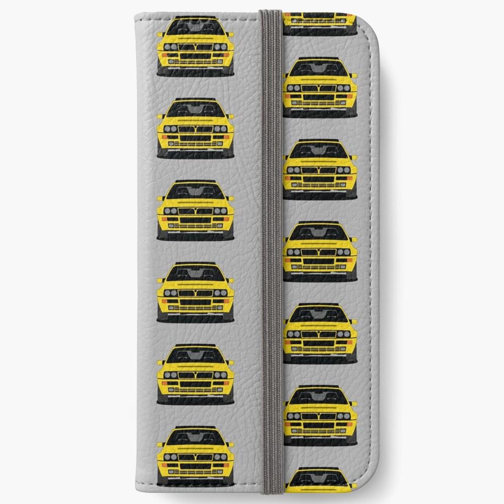 Lancia Delta HF Integrale Phone Wallet