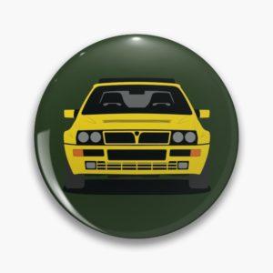 Lancia Delta HF Integrale Pin