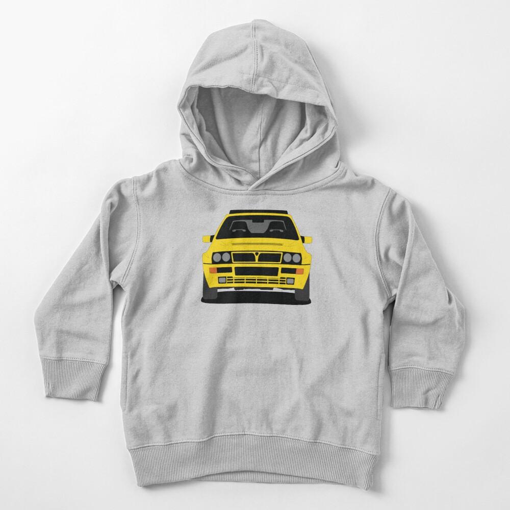 Lancia Delta HF Integrale Toddler's Pullover Hoodie