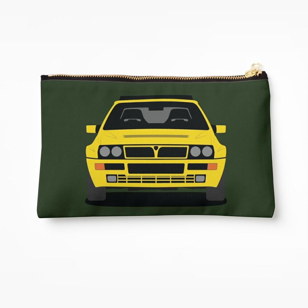Lancia Delta HF Integrale Zipper Pouch