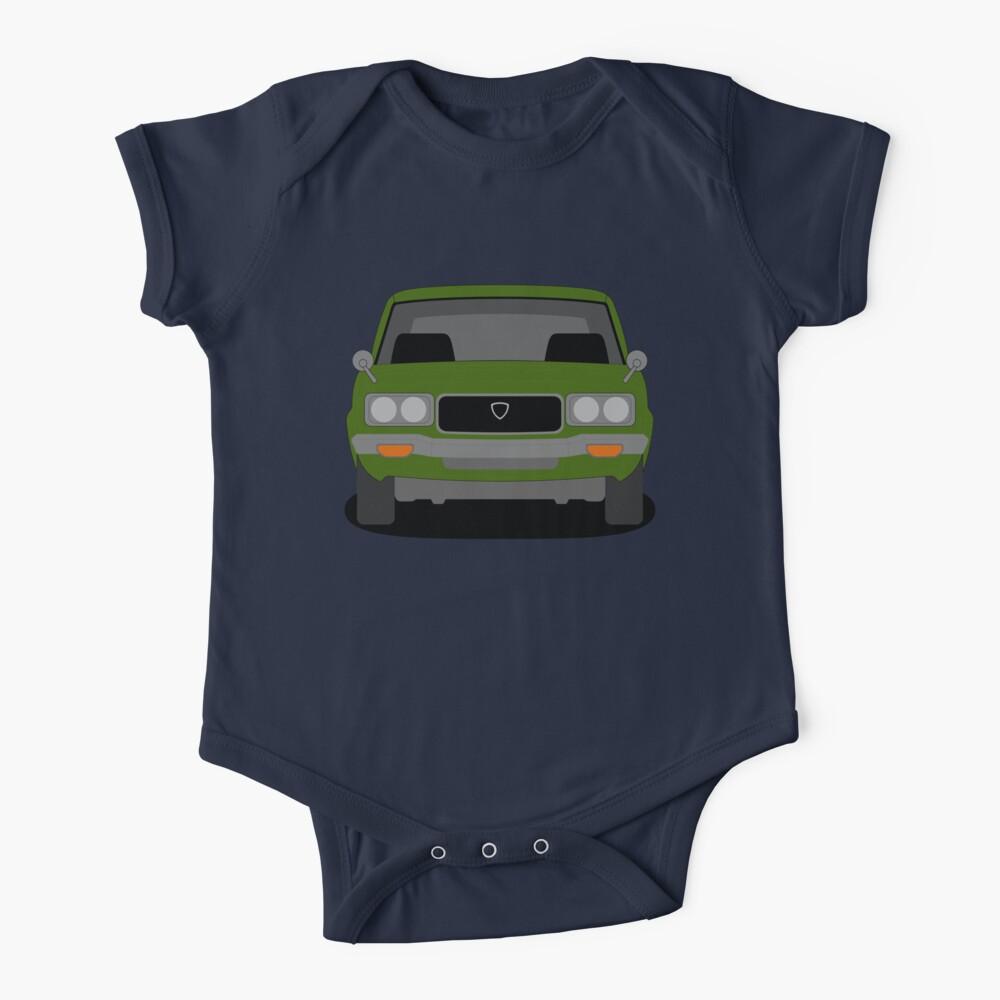 Mazda RX-3 Short Sleeve Baby One Piece