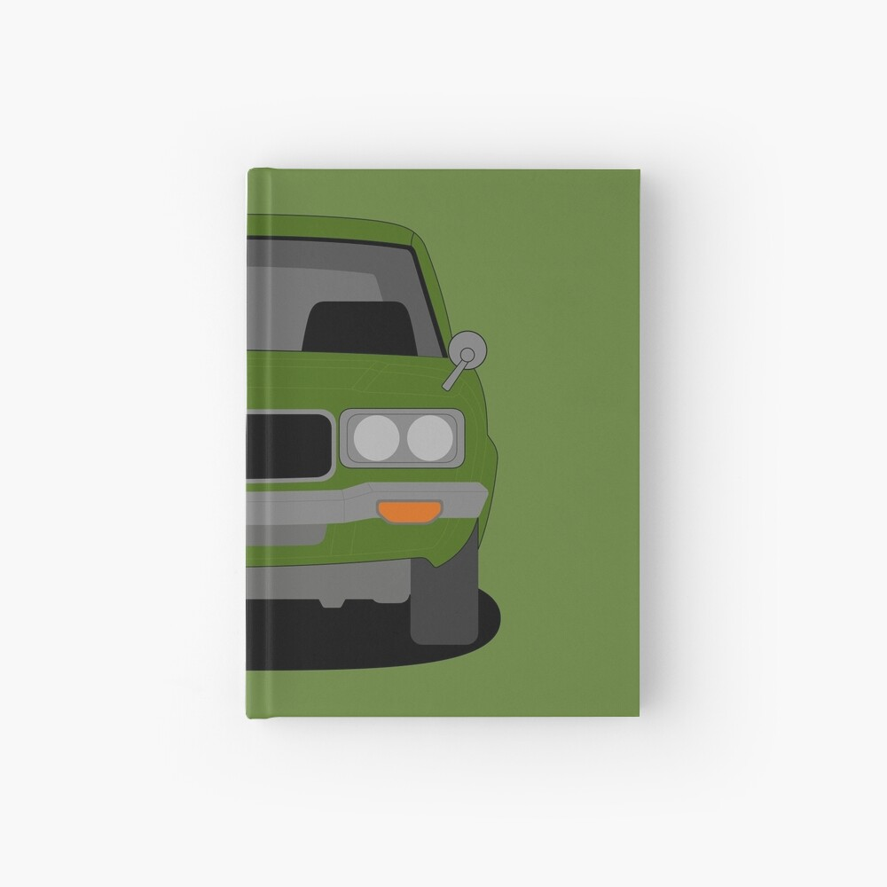 Mazda RX-3 Hardcover Journal