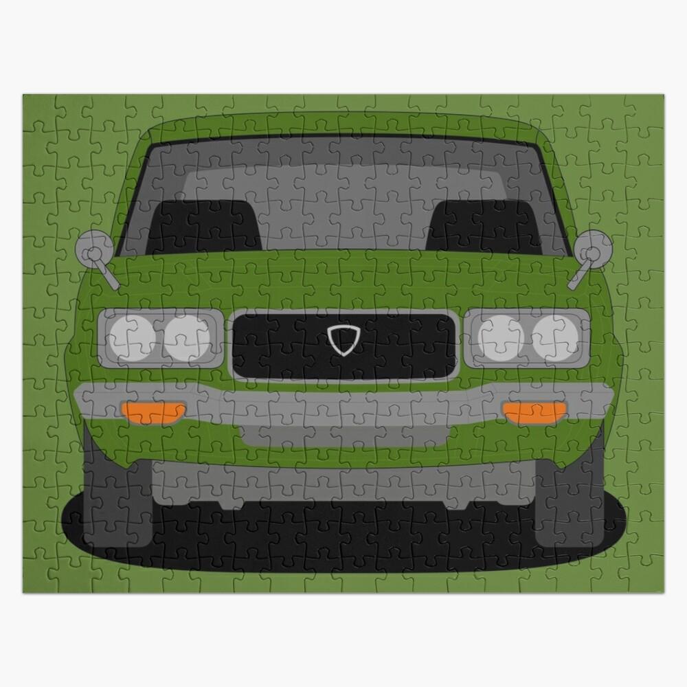 Mazda RX-3 Jigsaw Puzzle