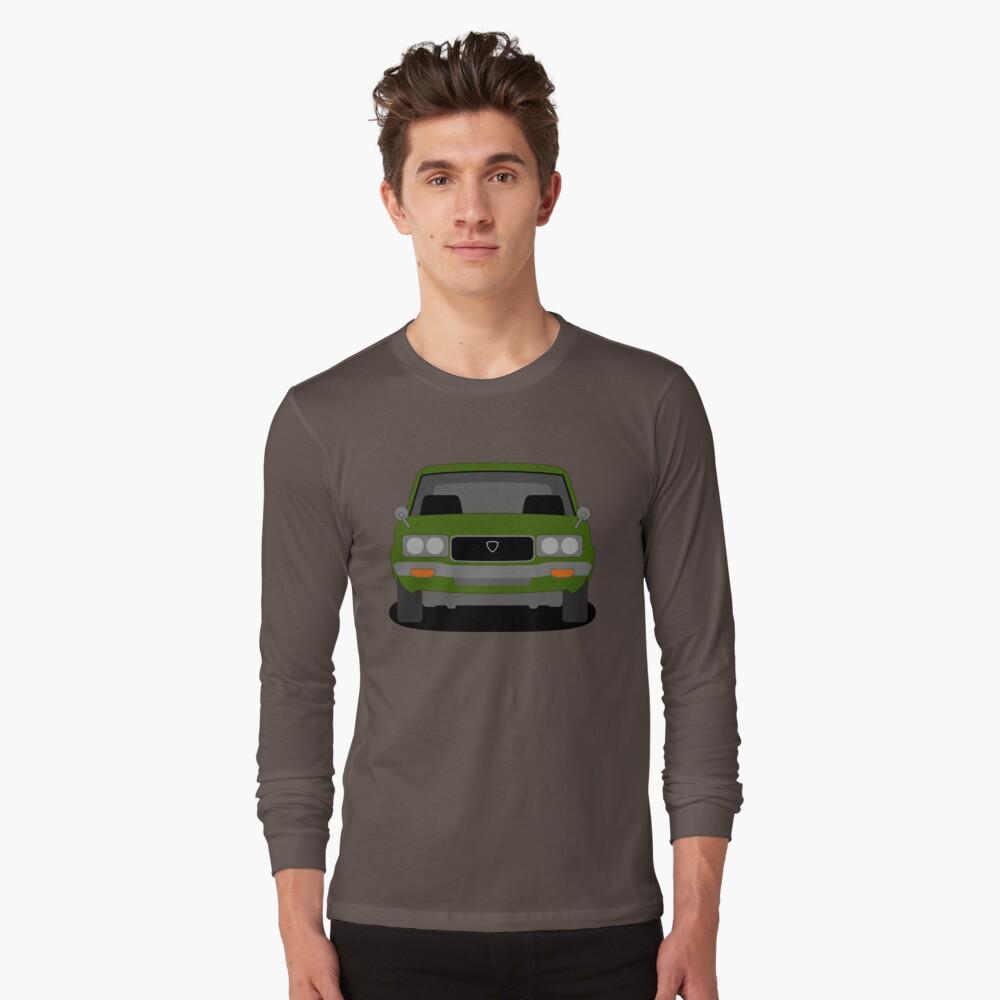 Mazda RX-3 Long Sleeve T-shirt
