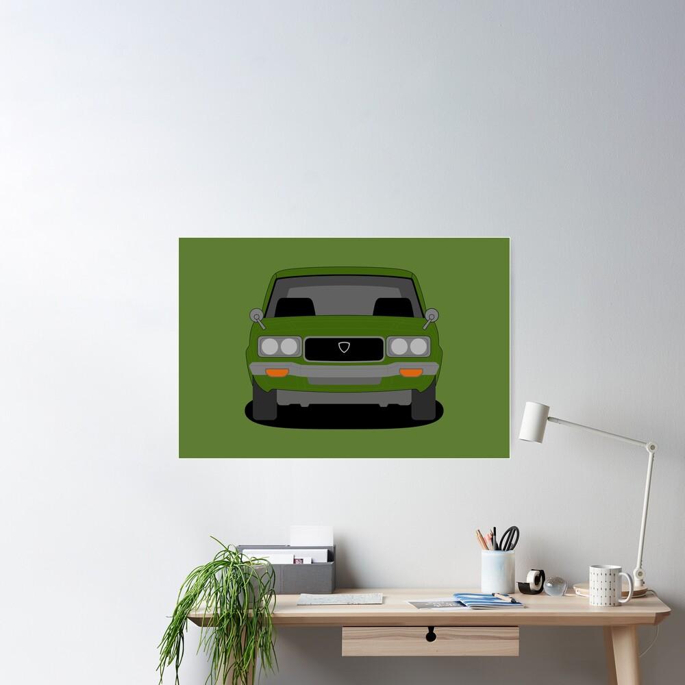 Mazda RX3 Poster