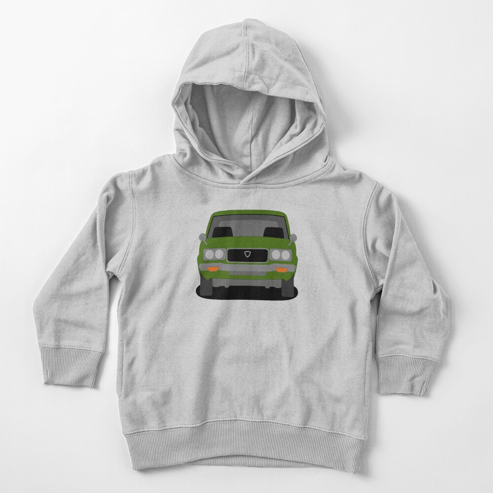 Mazda RX-3 Toddler's Pullover Hoodie