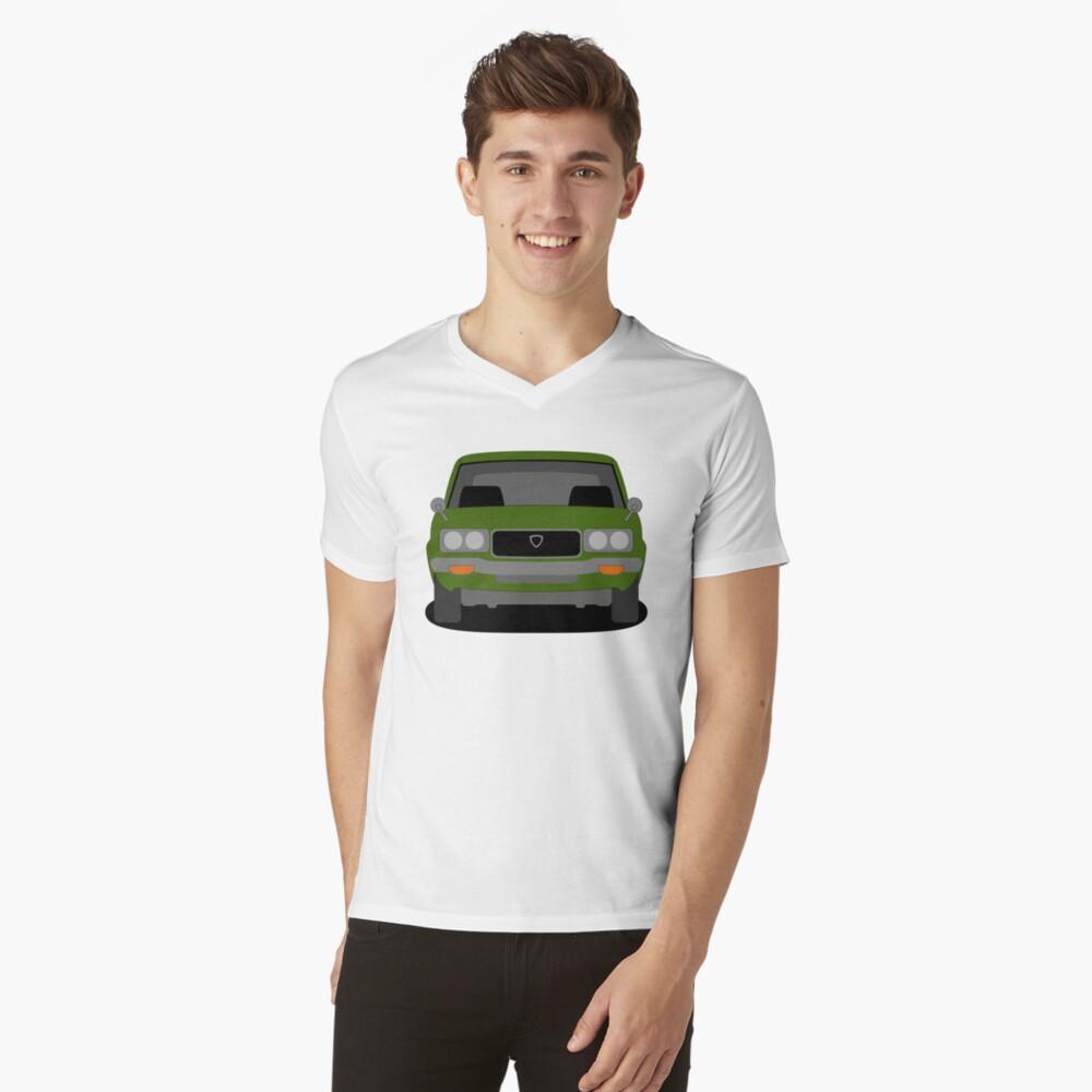 Mazda RX-3 V Neck T-shirt
