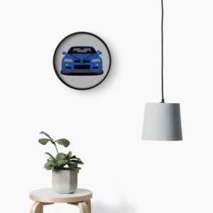 Nissan GT-R R34 Wall Clock