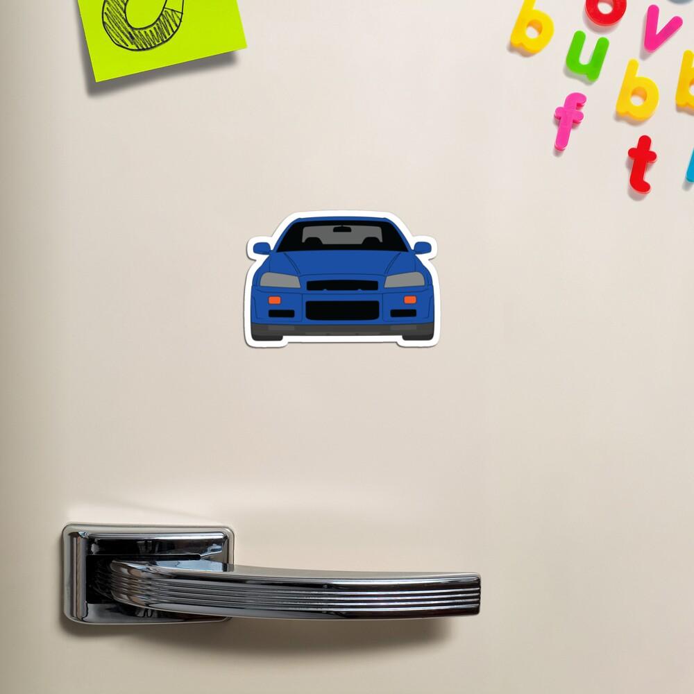 Nissan GT-R R34 Magnet