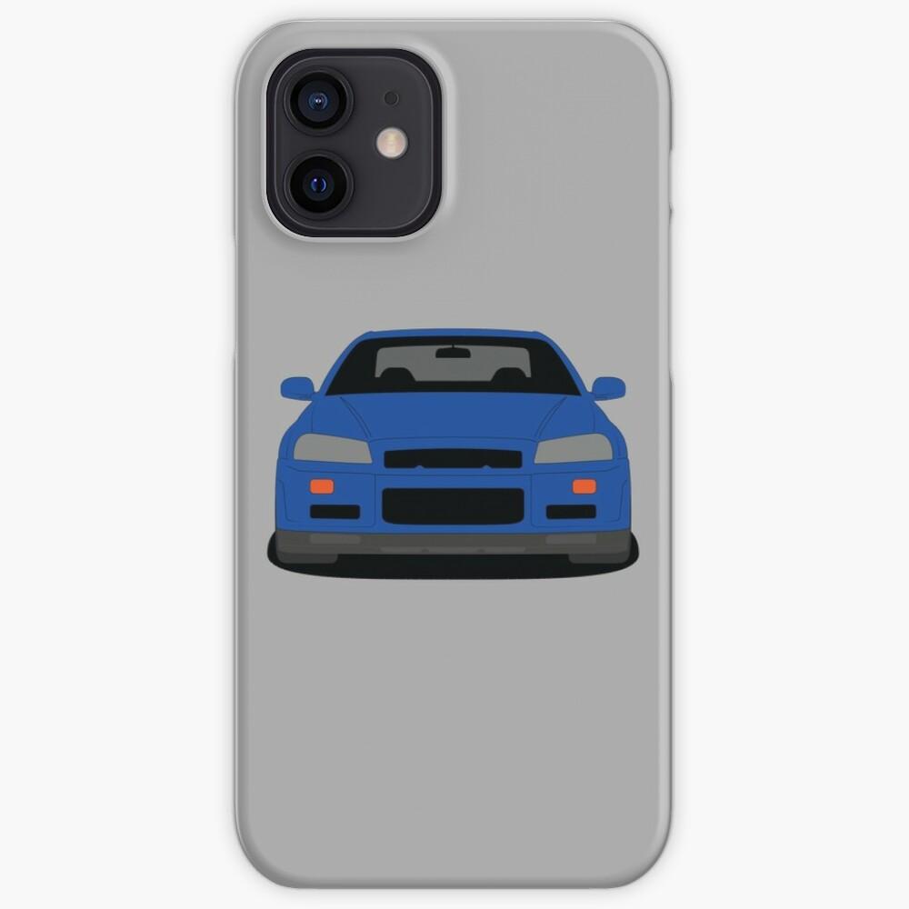 Nissan GT-R R34 Phone Case