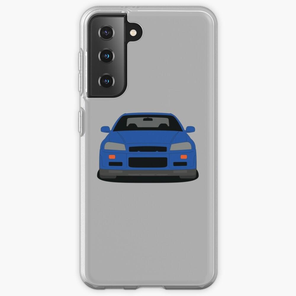 Nissan GT-R R34 Phone Skin