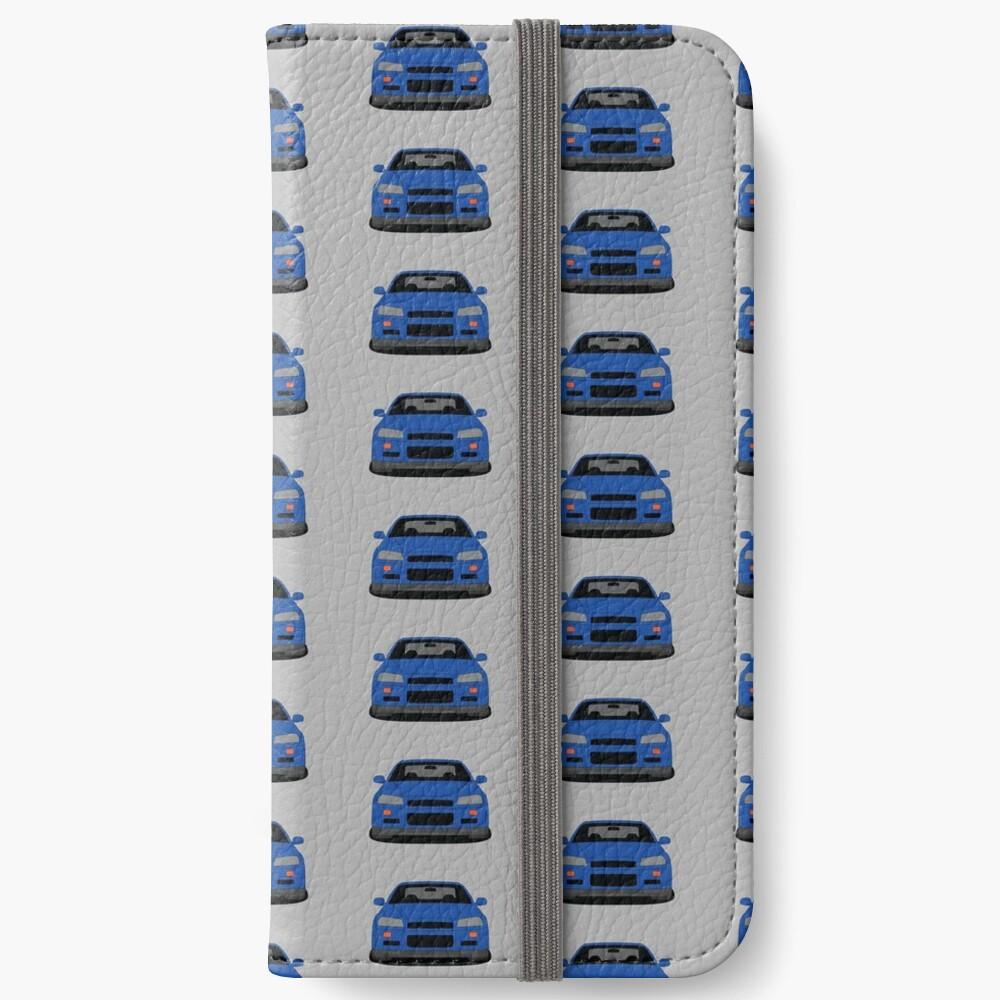 Nissan GT-R R34 Phone Wallet