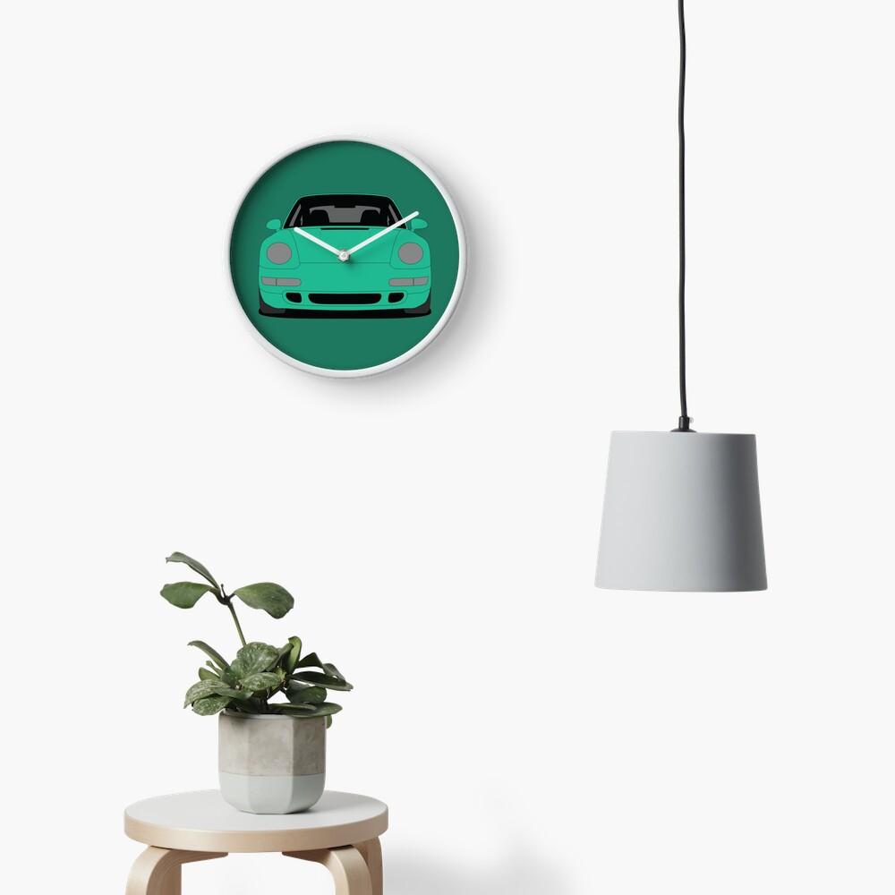 Porsche 993 Carrera S Clock