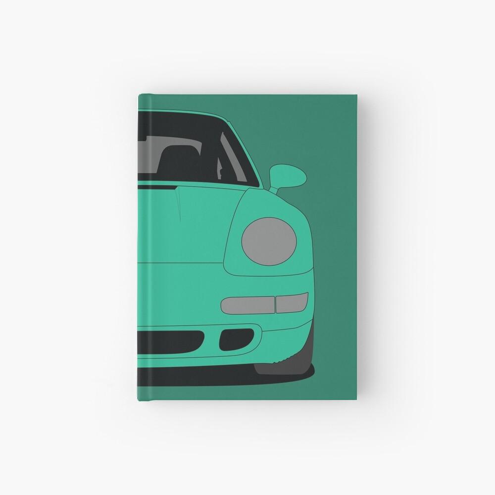 Porsche 993 Carrera S Hardcover Journal
