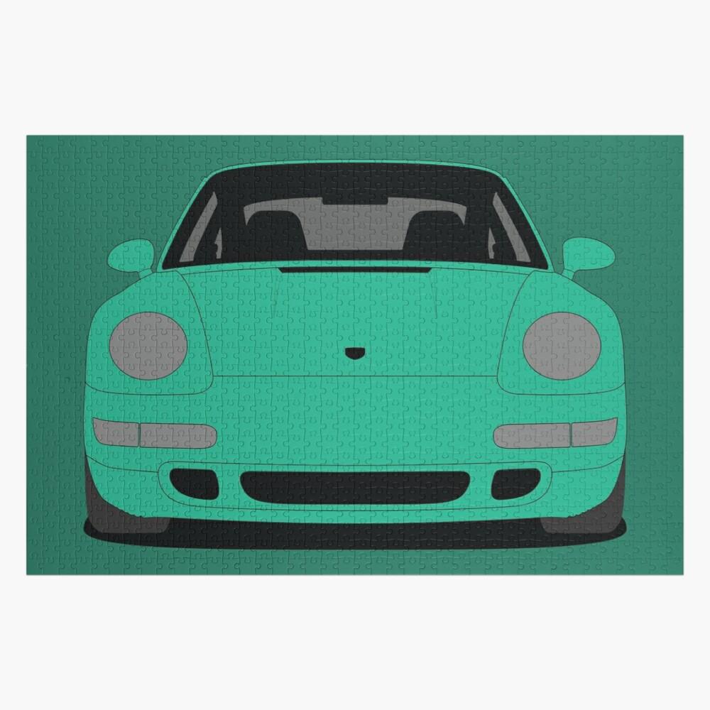 Porsche 993 Carrera S Jigsaw Puzzle