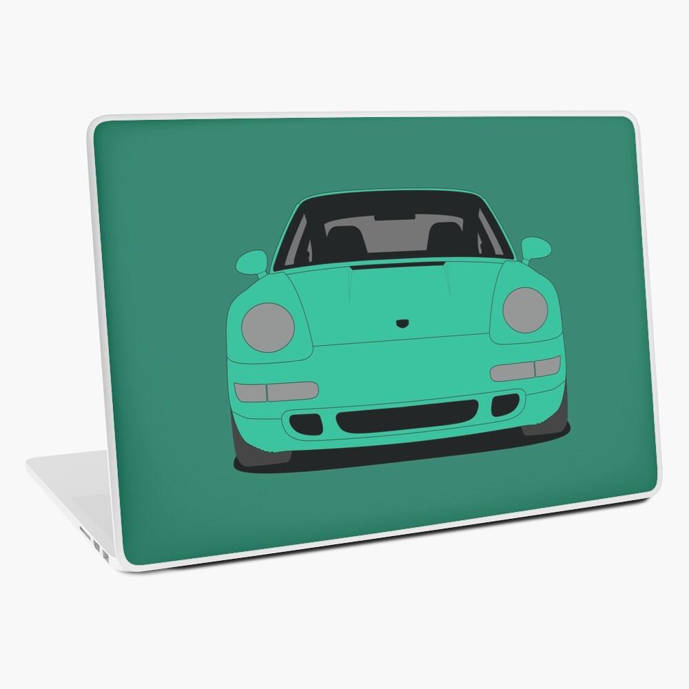 Porsche 993 Carrera S Laptop Skin
