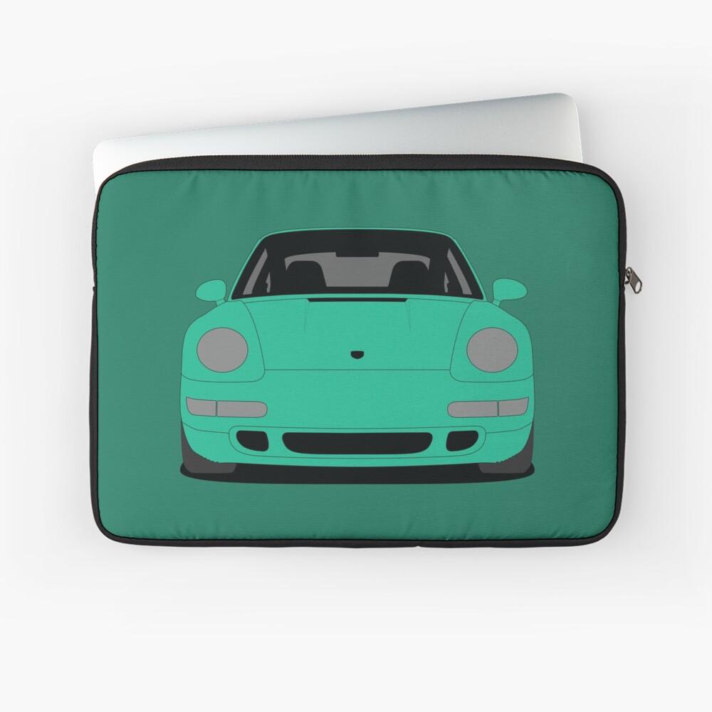 Porsche 993 Carrera S Laptop Sleeve