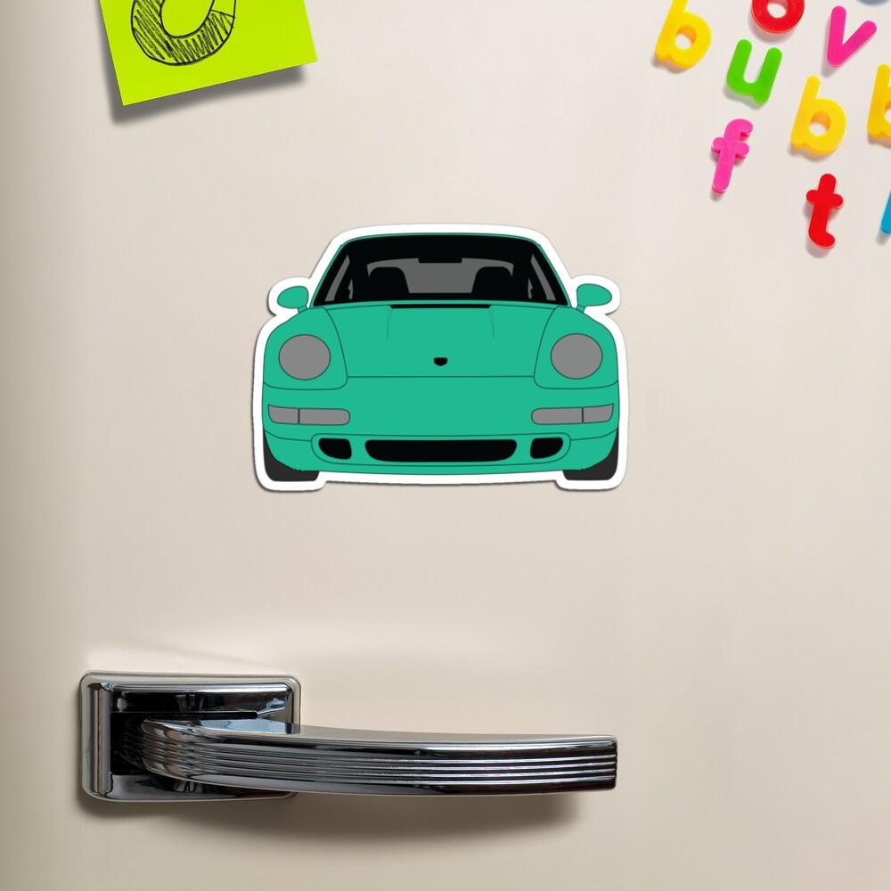 Porsche 993 Carrera S Magnet