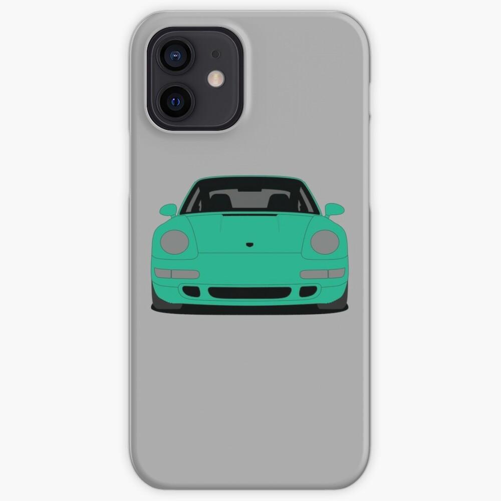 Porsche 993 Carrera S Phone Snap Case
