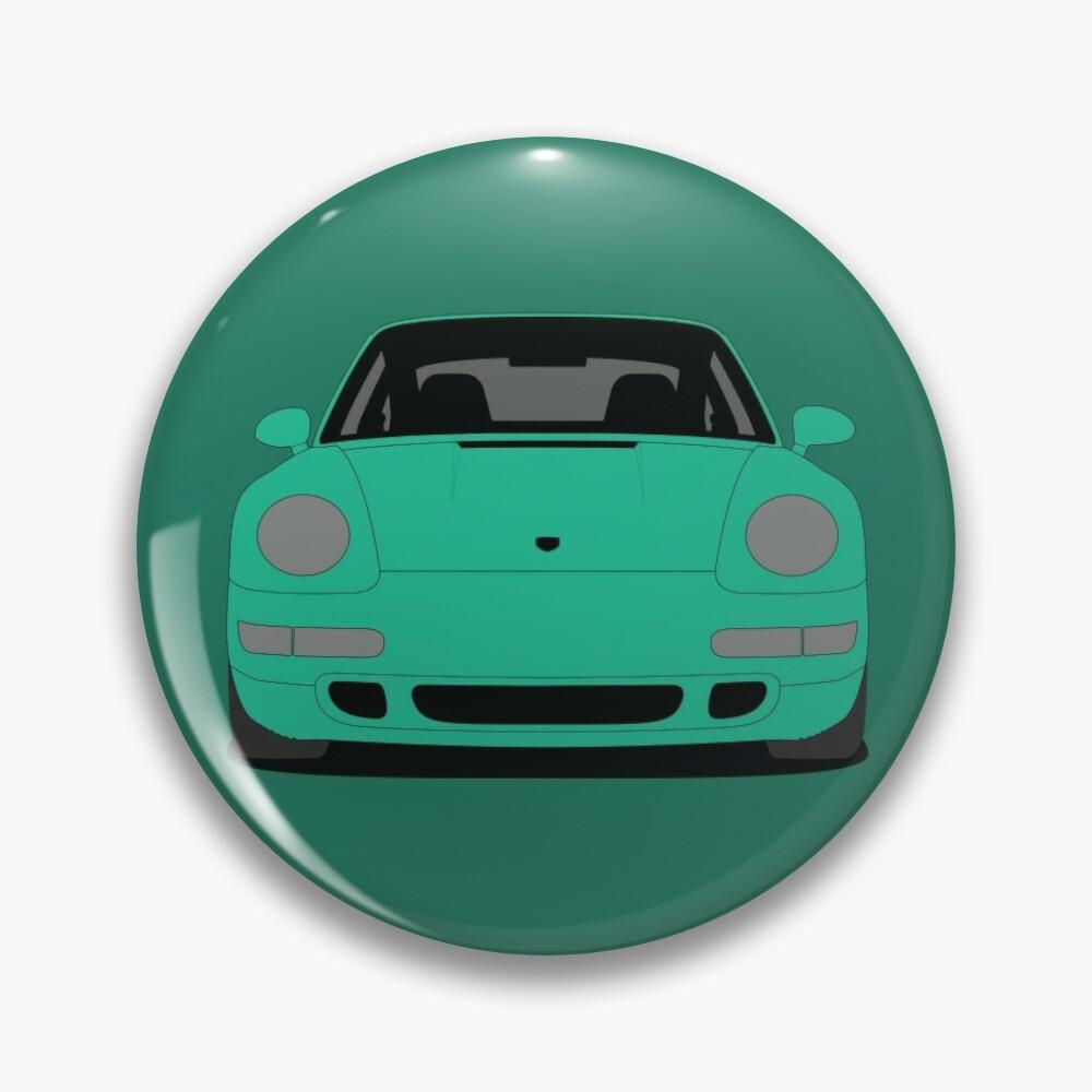 Porsche 993 Carrera S Pin
